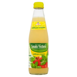 Victoria Cymes Smaki Victorii Apple-Mint Drink 250 ml