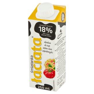 Łaciata Śmietanka do zup i sosów 18% 250 ml