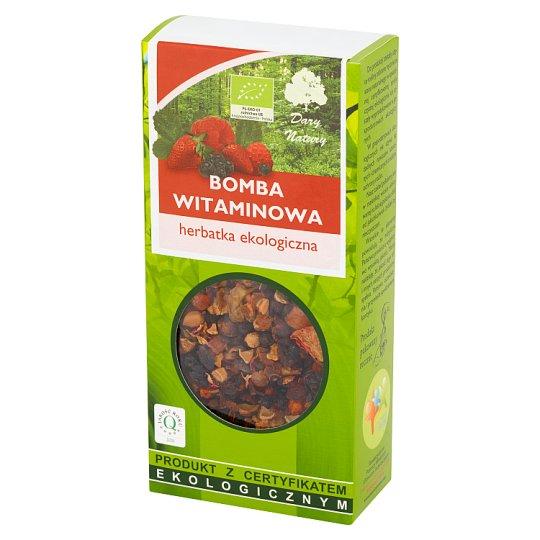 Dary Natury Bomba witaminowa Herbatka ekologiczna 100 g