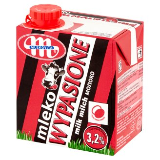Mlekovita Wypasione Milk 3.2% 500 ml