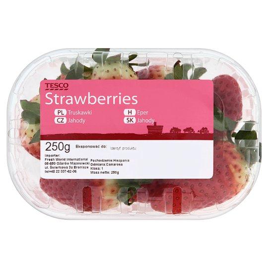 Tesco Strawberries 250 g