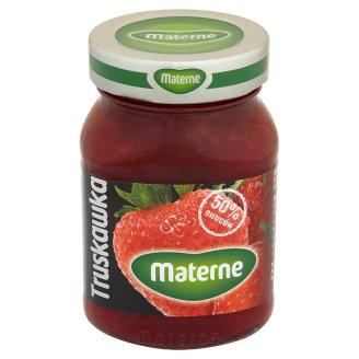 Materne Strawberry Low Sugar Jam 270 g