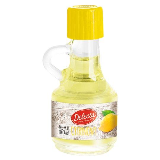 Delecta Aromat do ciast cytrynowy 9 ml