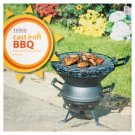 Tesco Cast Iron BBQ