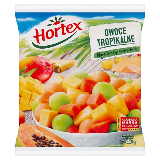 Hortex Tropical Fruits 450 g