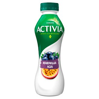 Danone Activia Passion Fruit Acai Yoghurt 280 g