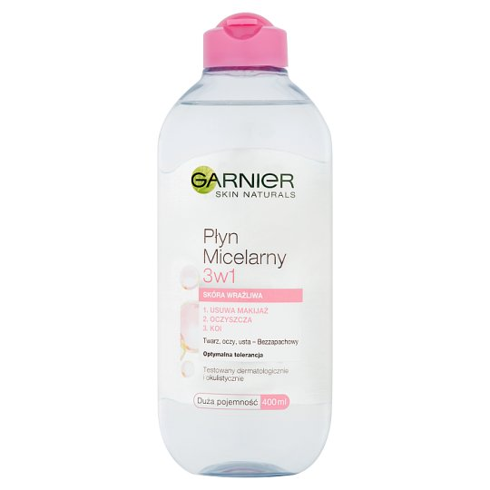 Garnier Skin Naturals Sensitive Skin Micellar Liquid 3in1 400 ml