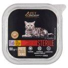 Tesco Pet Specialist Premium Karma dla dorosłych sterylizowanych kotów z indykiem i kurczakiem 100 g