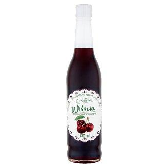 Excellence Syrop o smaku wiśniowym 430 ml
