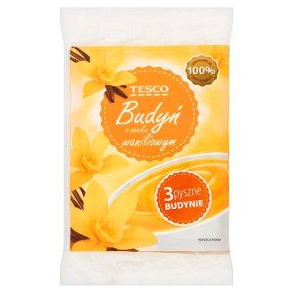 Tesco Vanilla Flavour Pudding 3 x 40 g