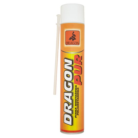 Dragon Pur Polyurethane Mounting Foam 625 g