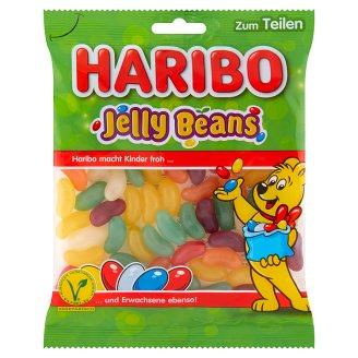 Haribo Jelly Beans Fruit Jellies 175 g