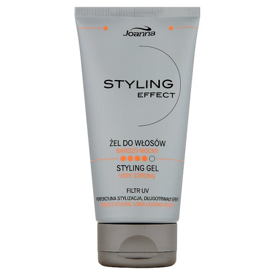 Joanna Styling Effect Very Strong Styling Gel 150 g