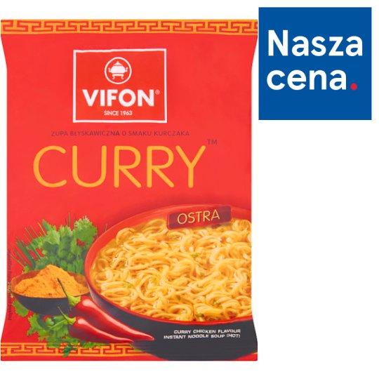 Vifon Curry Zupa błyskawiczna 70 g