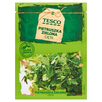 Tesco Green Chopped Parsley 8 g