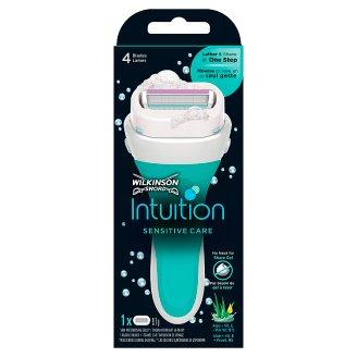 Wilkinson Sword Intuition Sensitive Care Maszynka i wkład z mydełkiem