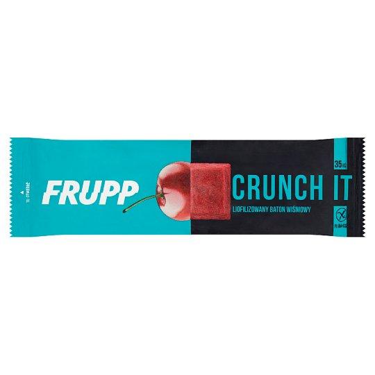 Frupp Liofilizowany baton wiśniowy 10 g