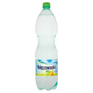 Nałęczowianka with Apple and Pear Flavour Carbonated Drink 1.5 L