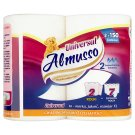 Almusso Universal 2-Ply Kitchen Towels 2 Rolls