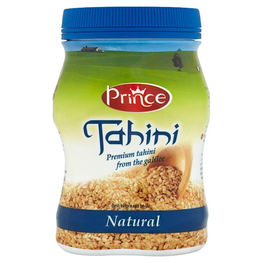 Prince Tahini Natural Pasta sezamowa 300 g
