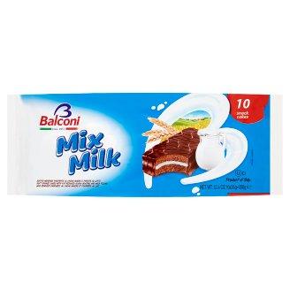 Balconi Mix Milk Cake 350 g (10 Pieces)