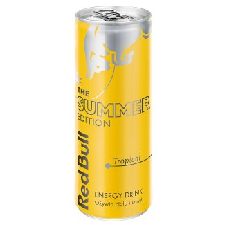 Red Bull Tropical Fruits Energy Drink 250 ml