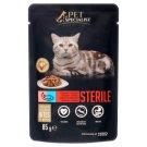 Tesco Pet Specialist Premium Karma dla dorosłych sterylizowanych kotów z łososiem i dorszem 85 g