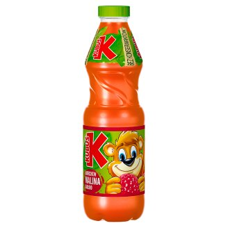 Kubuś Carrot Raspberry Apple Juice 900 ml
