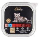 Tesco Pet Specialist Premium Karma dla dorosłych sterylizowanych kotów z łososiem i pstrągiem 100 g