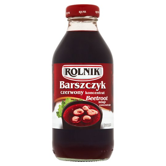 Rolnik Beetroot Soup Concentrate 330 ml