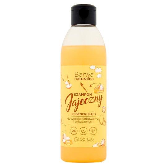 Barwa Naturalna Regenerating Egg Shampoo 300 ml