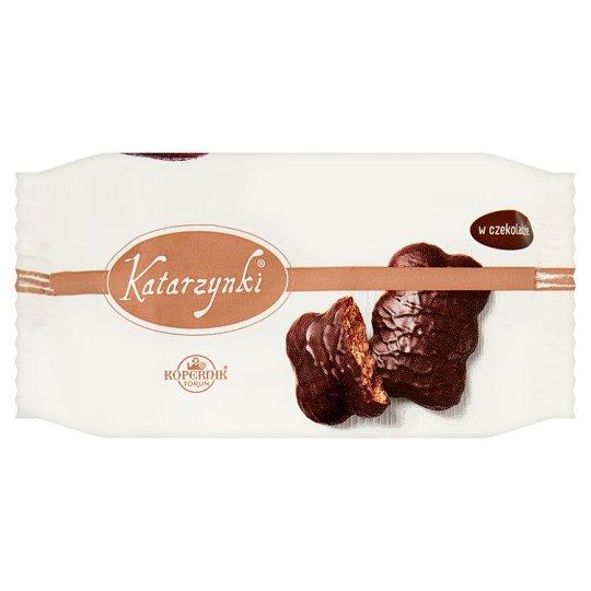 Kopernik Toruńskie Pierniki Katarzynki w czekoladzie 60 g