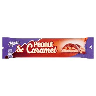 Milka Peanut & Caramel Alpine Milk Chocolate 37 g
