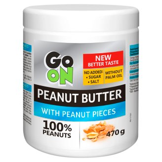 Sante Go On! Peanut Butter with Nuts 470 g