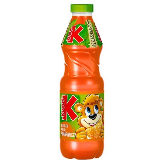 Kubuś Sok marchew jabłko pomarańcza 900 ml
