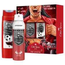 image 2 of Old Spice Men Gift Gamer Slugger Deodorant 150 ml + Shower Gel 250 ml
