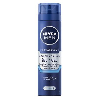 NIVEA MEN Protect & Care Extra Moisture Shaving Gel 200 g