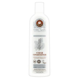 White Agafia Nourishment & Repair Odżywka cedrowa 280 ml