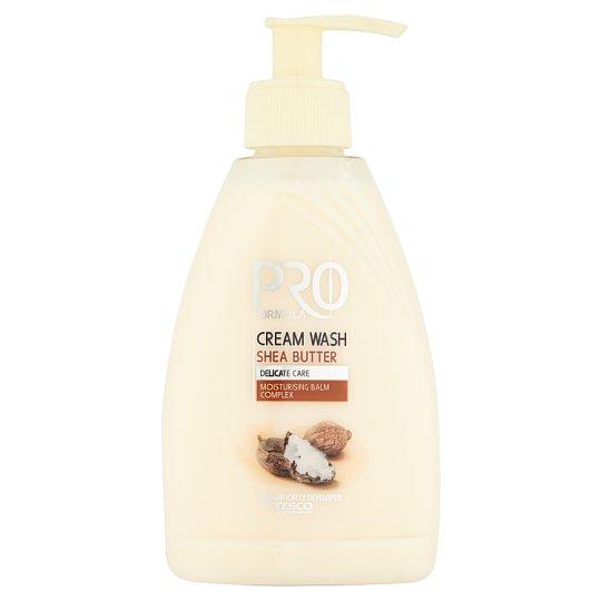 Tesco Pro Formula Shea Butter Cream Wash 300 ml
