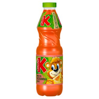 Kubuś Carrot Peach Apple Juice 900 ml