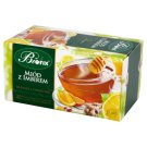 Bifix Premium miód z imbirem Herbatka owocowa 40 g (20 saszetek)