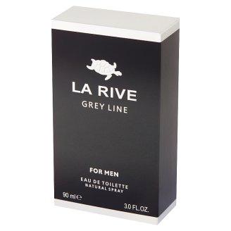 LA RIVE Grey Line for Men Eau de Toilette 90 ml