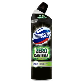 Domestos Zero Kamienia Lime WC Gel 750 ml