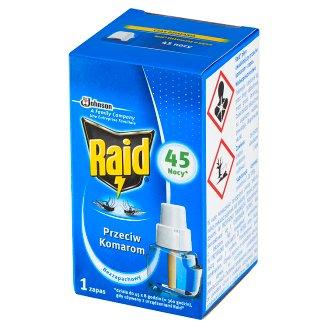 Raid Anti-mosquito Fragrance Free Insecticide Liquid Refill 27 ml