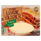 Tesco Lasagne bolognese 1 kg