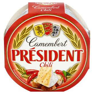 Président Chili Camembert Cheese 120 g
