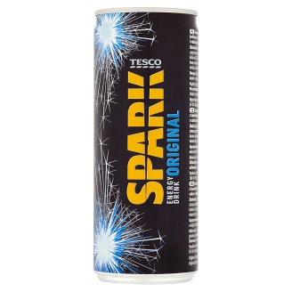 Tesco Spark Original Energy Drink 250 ml