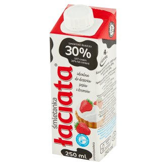 Łaciata 30% Cake and Dessert Cream 250 ml