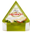 Président Brie Olive Cheese 125 g