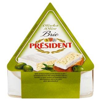 Président Brie Oliwka Ser 125 g